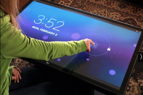 tablet z HDMI