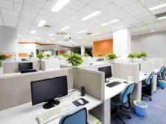 Oświetlenie miejsca pracy – co wybrać