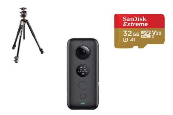 Kamera Insta360 PRO - nowe spojrzenie na nagrywanie obrazu